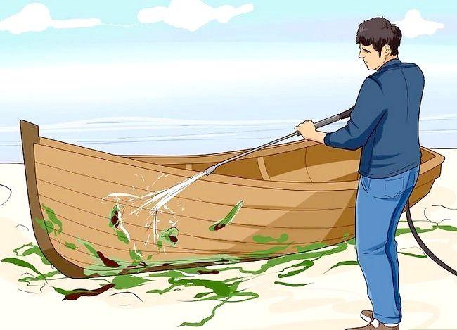 Hoe een boot te schilderen