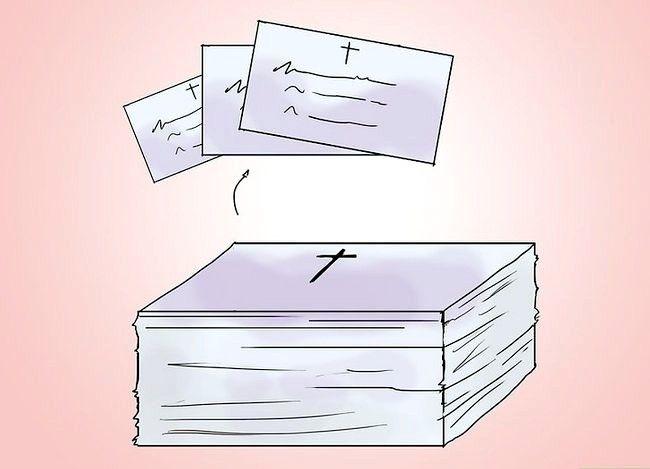 Titel afbeelding Plan a Memorial Service Step 3