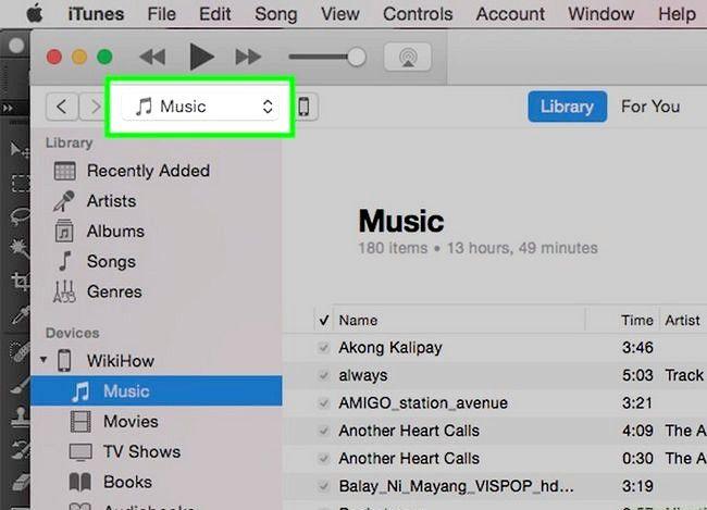Afbeelding met de titel Put Music and Videos op je iPhone Stap 15