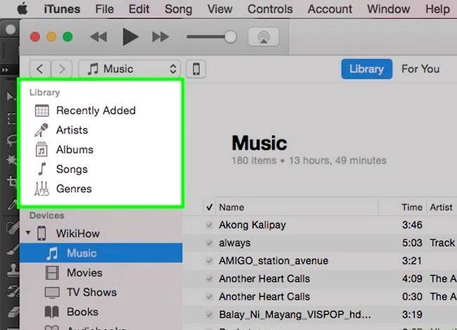 Afbeelding met de titel Put Music and Videos op je iPhone Stap 16