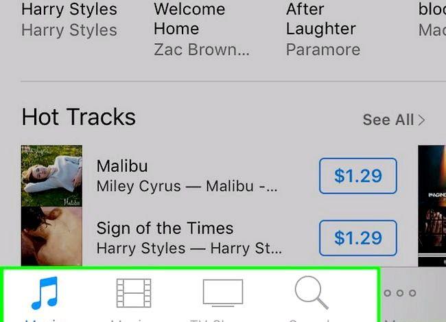 Afbeelding met de titel Put Music and Videos op je iPhone Stap 2