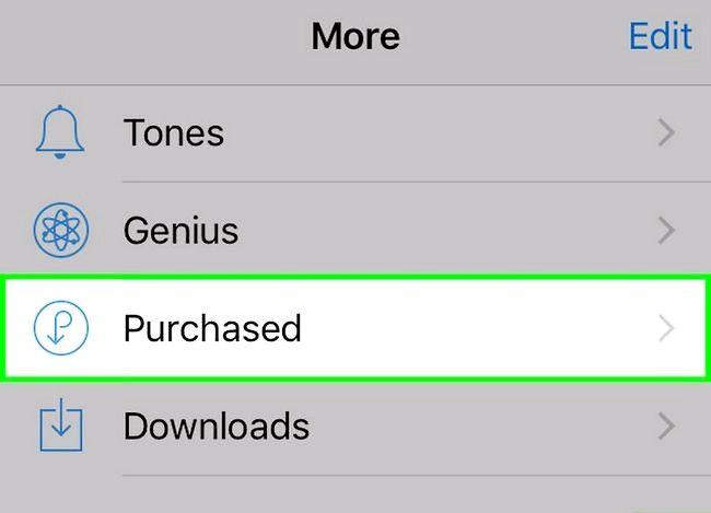 Afbeelding met de titel Put Music and Videos op je iPhone Stap 7