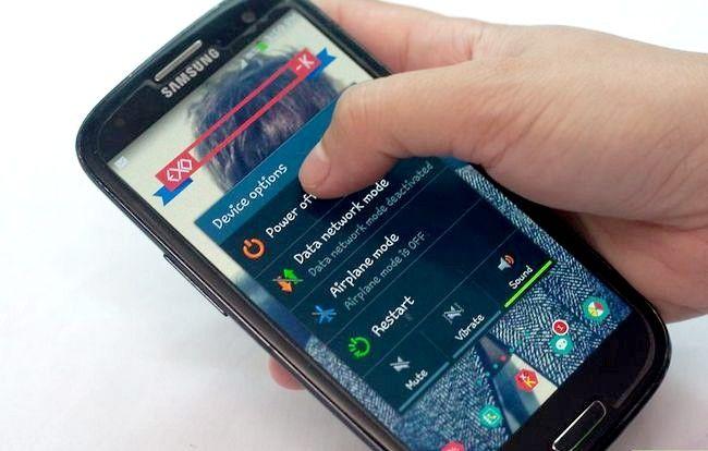 Titel afbeelding Put a SIM Card in de Samsung Galaxy S3 Stap 1
