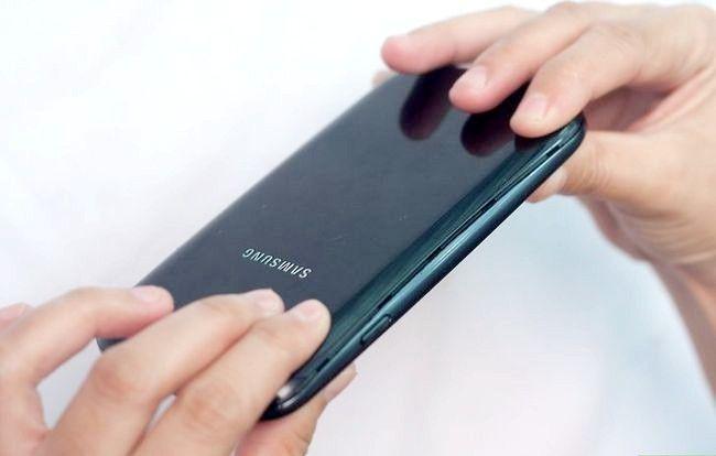 Titel afbeelding Put a SIM Card in de Samsung Galaxy S3 Stap 7