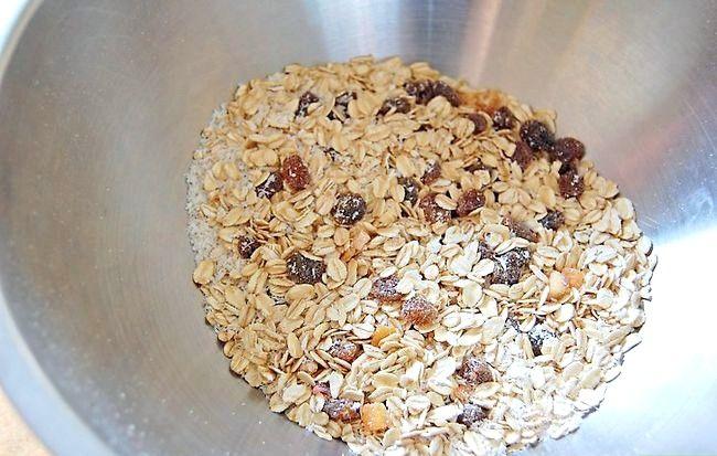 Titel afbeelding Make Oat Breakfast Bars Step 3