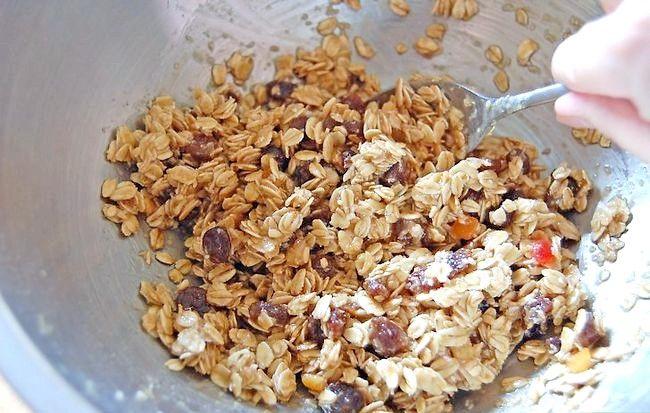 Titel afbeelding Make Oat Breakfast Bars Step 5