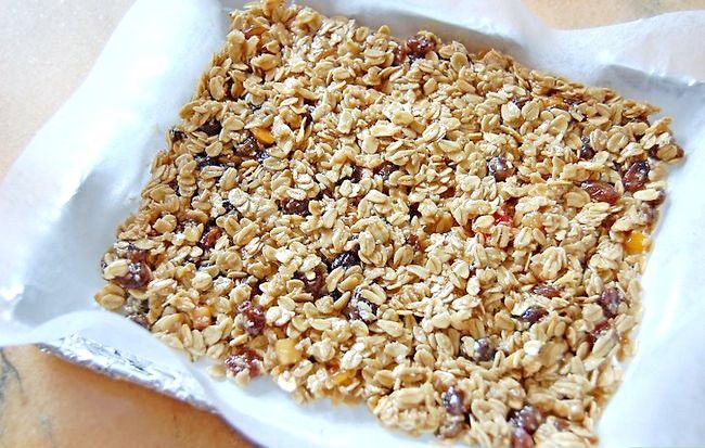 Titel afbeelding Make Oat Breakfast Bars Step 6