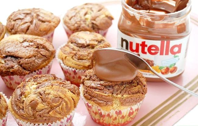Titel afbeelding Make Nutella Frosted Cupcakes Step 9