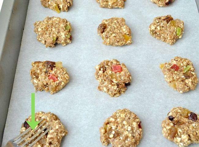 Titel afbeelding Make Gluten-Free Vegan Oatmeal Cookies Step 14