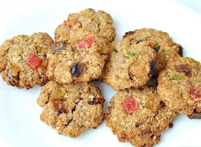 Titel afbeelding Make Gluten-Free Vegan Oatmeal Cookies Step 15