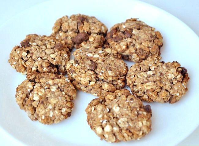 Titel afbeelding Make Gluten-Free Vegan Oatmeal Cookies Step 22