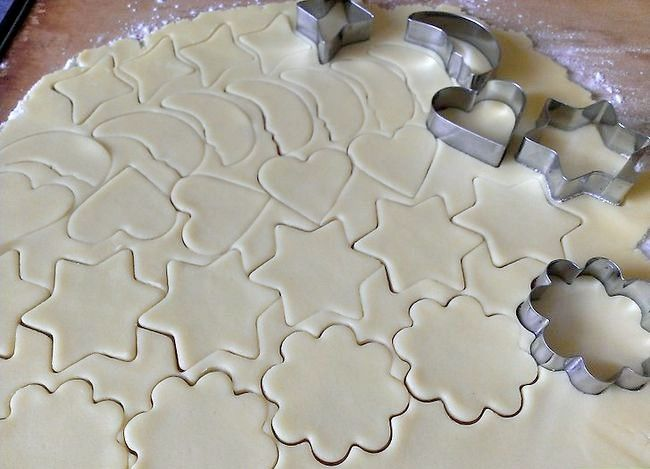 Titel afbeelding Make Easy Sugar Cookies Step 9