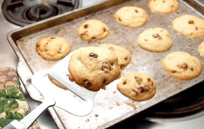Titel afbeelding Make Cream Cheese Chocolate Chip Cookies Stap 12