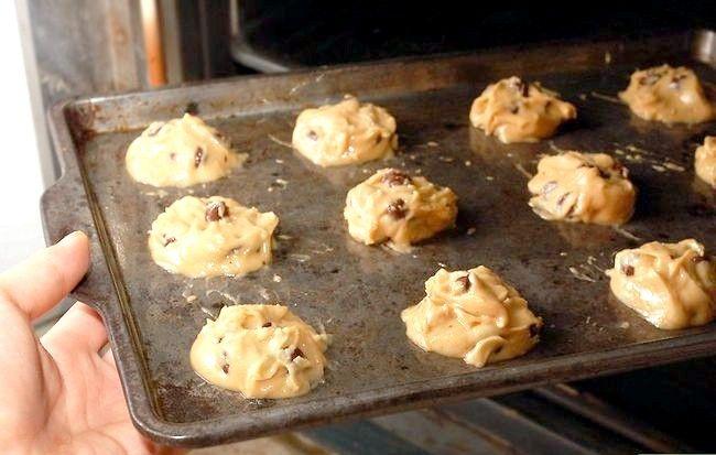 Titel afbeelding Make Cream Cheese Chocolate Chip Cookies Stap 10