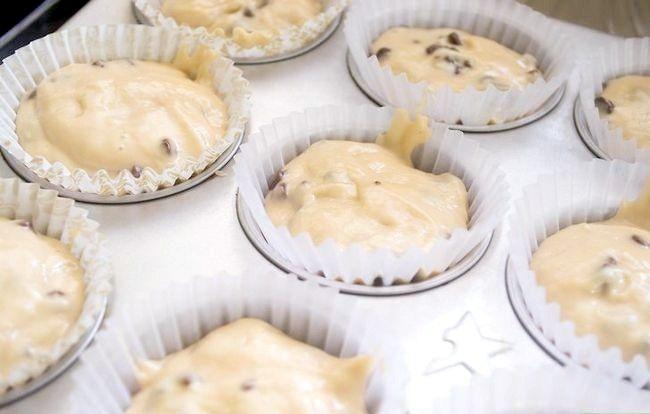 Titel afbeelding Make Chocolate Chip Muffins Step 7