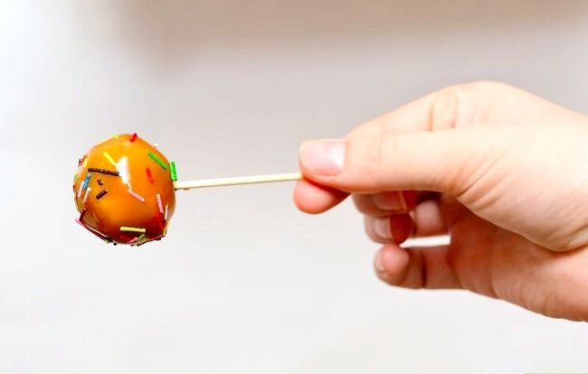 Titel afbeelding Make Mini Caramel Apples Intro