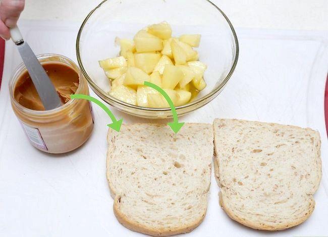 Titel afbeelding Make Caramelized Apples Step 13