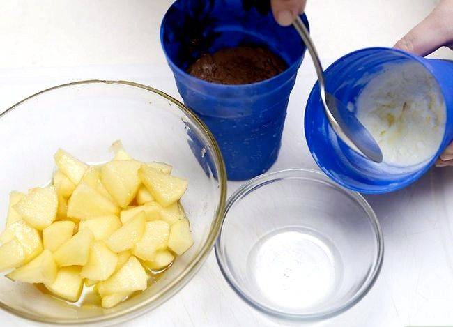 Titel afbeelding Make Caramelized Apples Step 16
