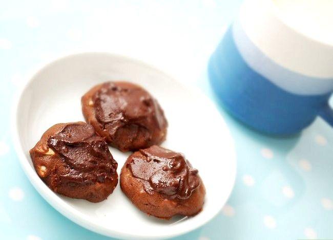 Titel afbeelding Make Chocolate Drop Cookies Step 15
