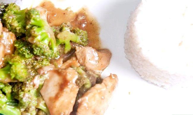 Titel afbeelding Make Stir Fried Chicken and Broccoli Step 7