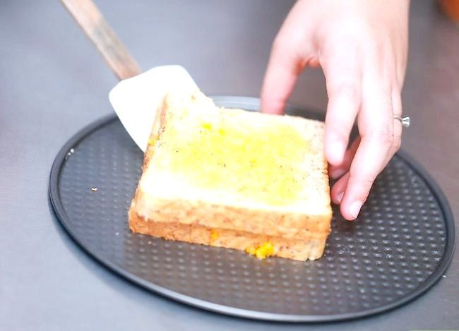 Titel afbeelding Make a Grilled Cheese Sandwich met een magnetron Stap 18