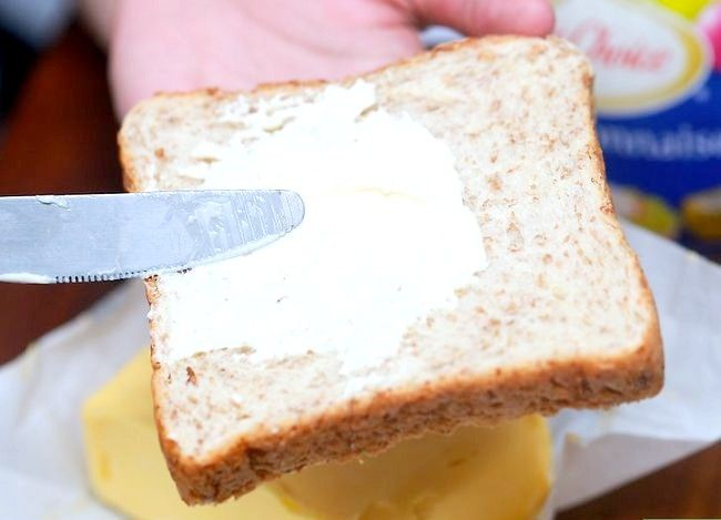 Titel afbeelding Make a Grilled Cheese Sandwich met een magnetron Stap 5