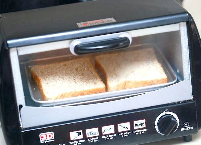 Titel afbeelding Make a Grilled Cheese Sandwich met een magnetron Stap 7