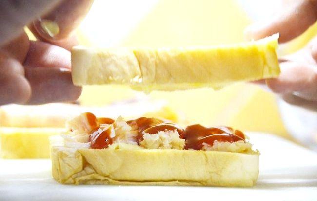 Titel afbeelding Make a Triple Decker Sandwich Step 5