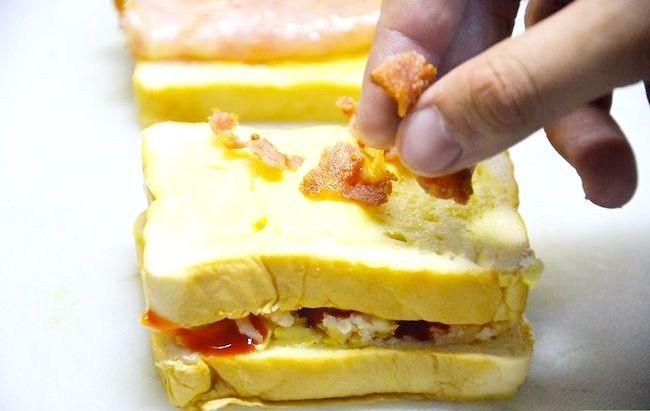 Titel afbeelding Make a Triple Decker Sandwich Step 6