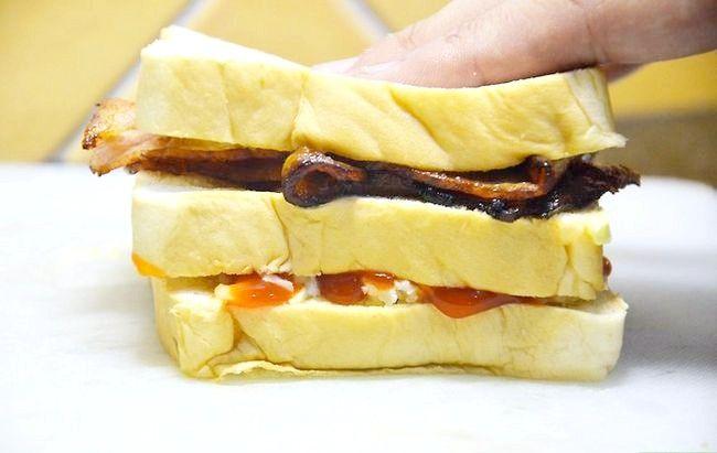 Titel afbeelding Make a Triple Decker Sandwich Step 8