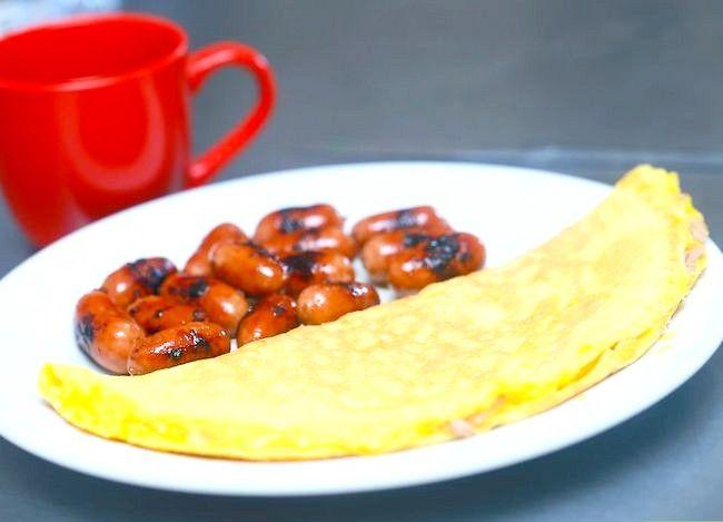 Titel afbeelding Make a Tuna Egg Omelet Step 8