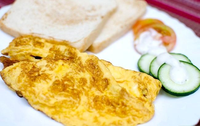 Titel afbeelding Cook a Basic Omelette Intro