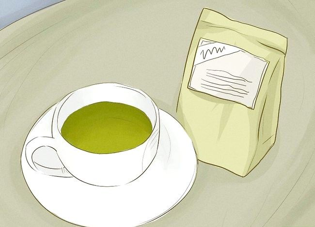 Titel afbeelding Drink Green Tea Without the Side Effects Stap 1