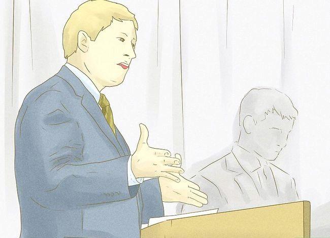 Hoe een goede deelnemer te zijn in een debat