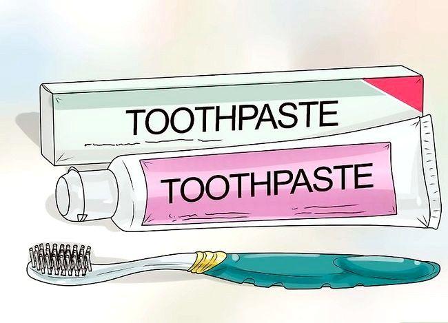 Titel afbeelding Prevent Cavities Step 2