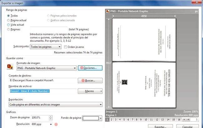 Hoe afbeeldingen of PDF-bestanden te verwerken om een digitaal boek te maken