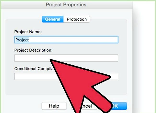 Titel afbeelding Protect VBA Code Step 15