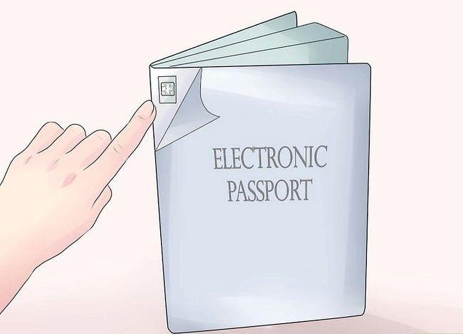 Hoe uw paspoort te beschermen met actieve RFID