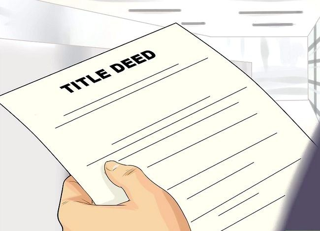 Titel afbeelding Remove a Deceased Person from a Deed Step 1