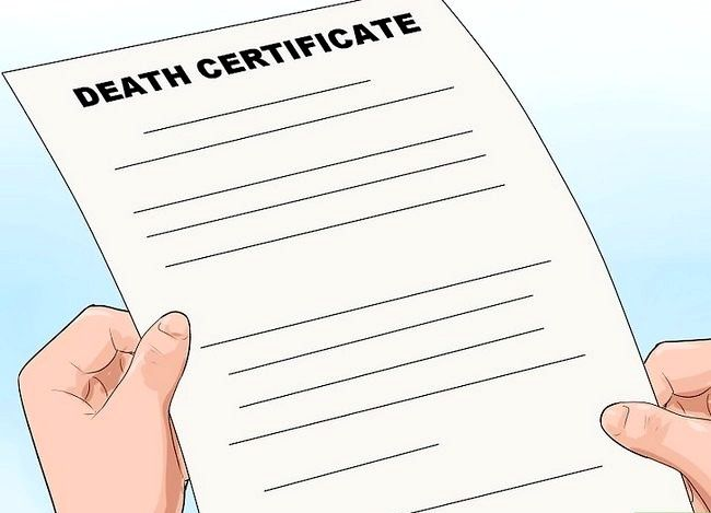 Titel afbeelding Remove a Deceased Person from a Deed Step 10