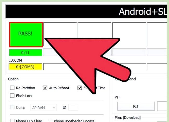 Titel afbeelding Unroot the Galaxy S3 Step 32