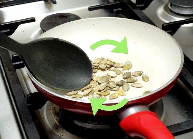 Titel afbeelding Shell Pumpkin Seeds Step 10