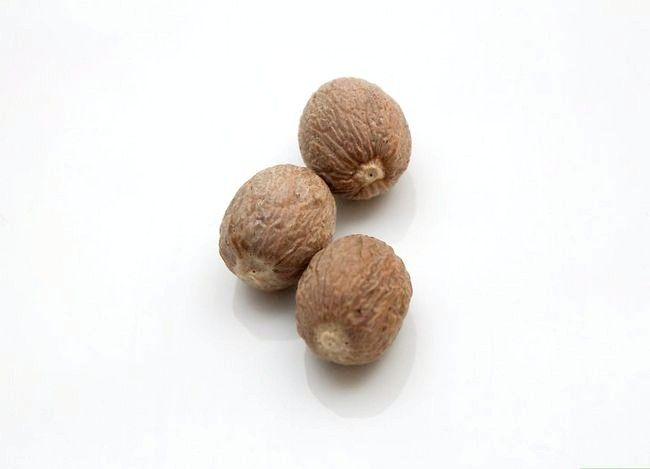 Titel afbeelding Grate Nutmeg Step 2