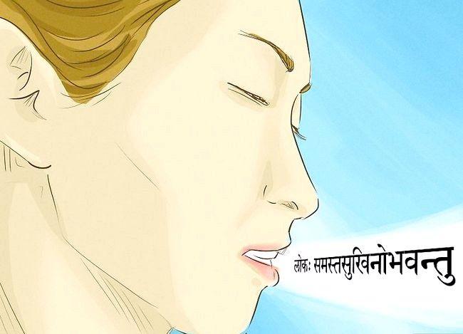 Titel afbeelding Perform Mantra Meditation Step 7