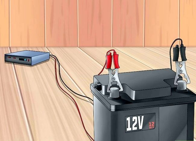 Titel afbeelding Recharge Batteries Step 13