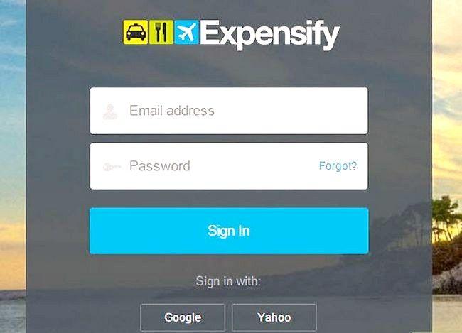 Hoe facturen ontvangen en betalen via Expensify