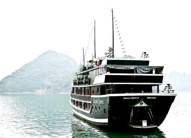 Hoe de Ha Long Bay in Vietnam te verkennen