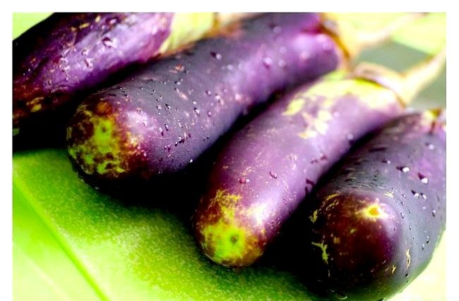 Titel afbeelding Reduce the Bitterness in Eggplants Step 5