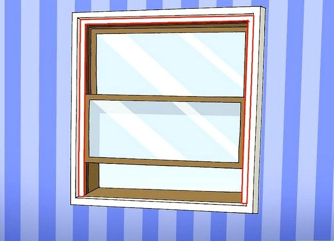 Titel afbeelding Replace Double Double Hung Windows with Vinyl Replacements Step 2