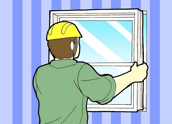 Titel afbeelding Replace Double Double Hung Windows with Vinyl Replacements Step 6